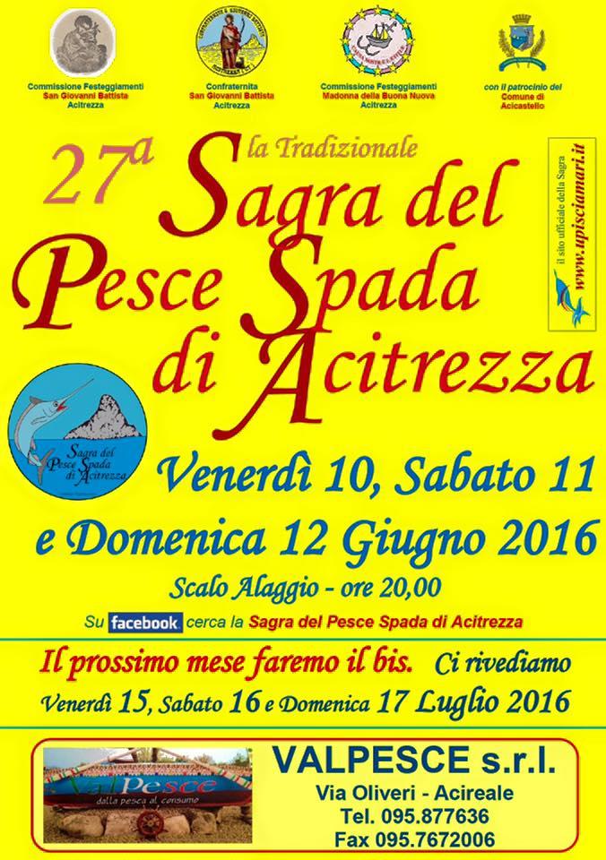 27° Sagra del Pesce Spada di Acitrezza_1